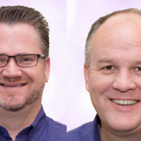 Dr. Dave Gerhart and Troy C. Wollwage